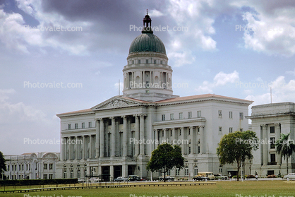 old Supreme Court building Government Building English colonial