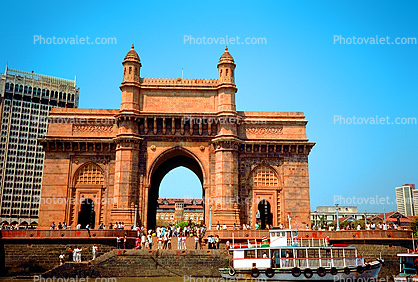 Gateway to India, Mumbai, Mumbai (Bombay), India