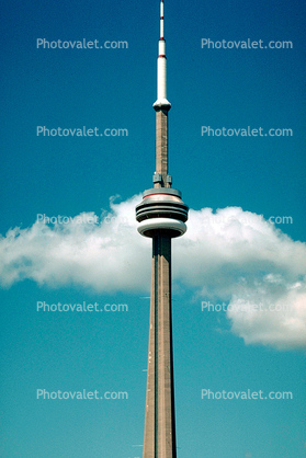 CN-Tower, Canadian National Tower, landmark