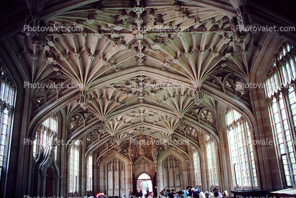 Bodleian Library, University of Oxford, Oxford, England