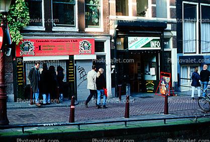 Cannabis Connoisseur Club, Sensi Seeds, Museum, Amsterdam