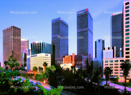 Cityscape, skyline, building, skyscraper, Outdoors, Outside, Exterior, high-rise