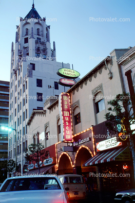 Hollywood Wax Museum building, Hollywood Blvd and Highland, 6767 Hollywood Blvd