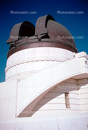 Griffith Park Observatory, dome, building