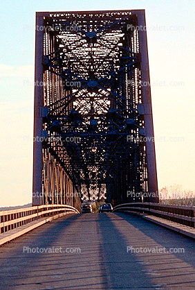 Chester Bridge, Route-51, Illinois Route 150, Perryville, Missouri, Chester, Illinois