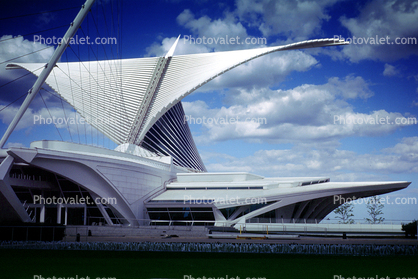 Milwaukee Art Museum, MAM, landmark