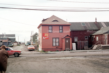 Ding How Restaurant, Nome, cars, automobiles, vehicles