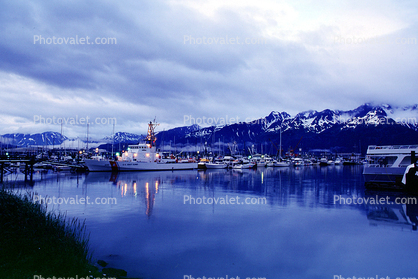 Seward, Twilight, Dusk, Dawn