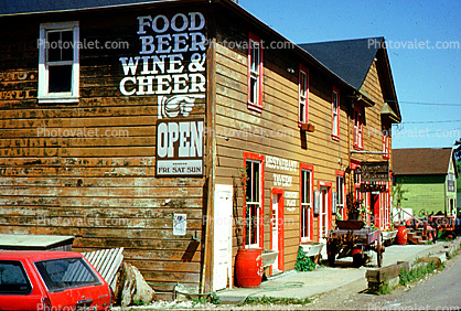 General Store, Marshall Marin County, April 1974