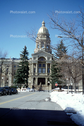 State Capitol, Cheyenne