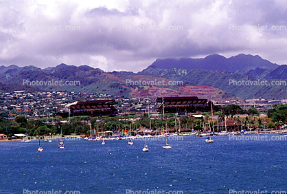 Pearl Harbor, Honolulu, Oahu