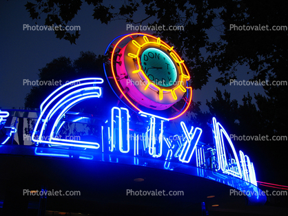 Neon Lights, Clock, Don't Worry, Fog City Diner, the