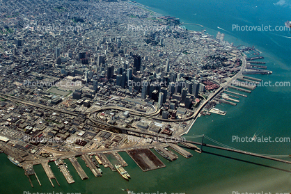 The Embarcadero, Embarcadero Freeway, Docks, Piers, SOMA Images
