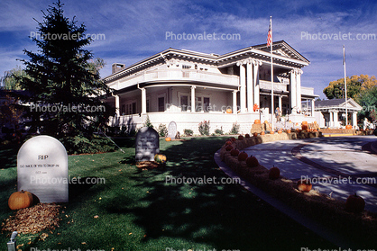 Governors Mansion, Carson