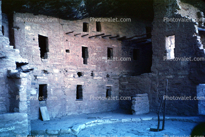Cliff Palace, Cliff Dwellings, Cliff-hanging Architecture