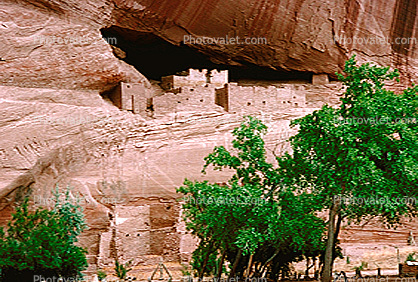 Cliff Dwellings, Canyon de Chelly, National Monument, Cliff-hanging Architecture, ruins