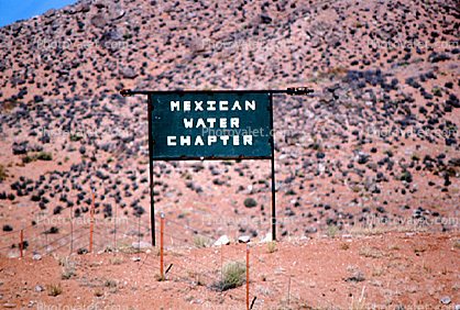 Mexican Water Chapter