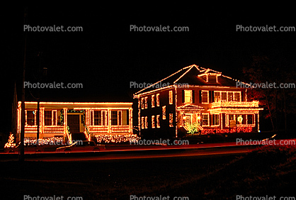 Decorated House, Homes, Marshall, Texas