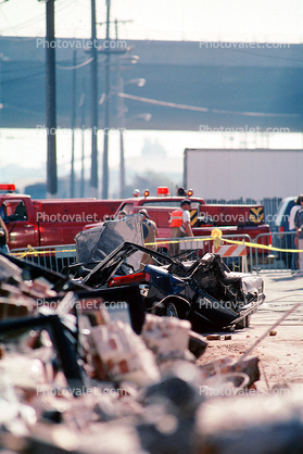 south of Market, SOMA, Loma Prieta Earthquake (1989), 1980's