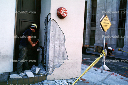Loma Prieta Earthquake (1989), 1980's