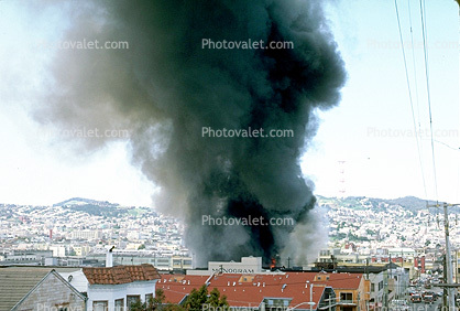 Thick Black Smoke, Mission District