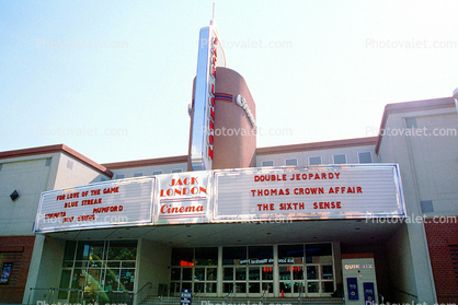 Cinema Marquee, building