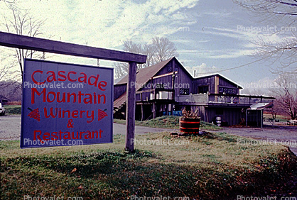 Cascade Mountain , Winery & Restaurant