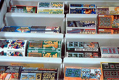 lottery tickets, Convenience Store, C-Store
