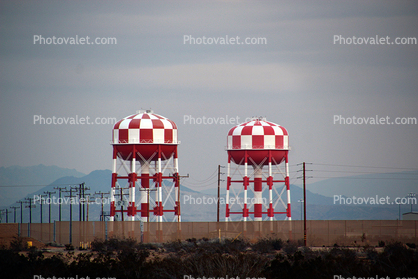 Water Tower, Victorville