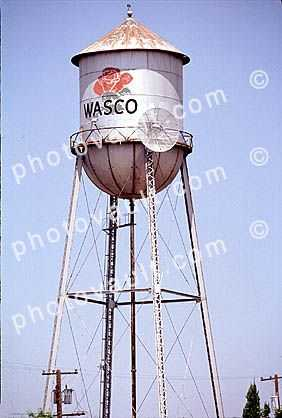 Water Tower, Wasco