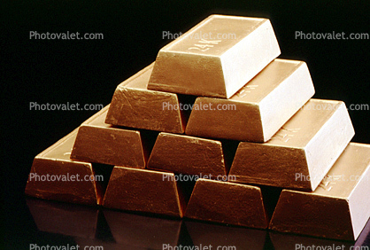 Gold Bars, Bricks