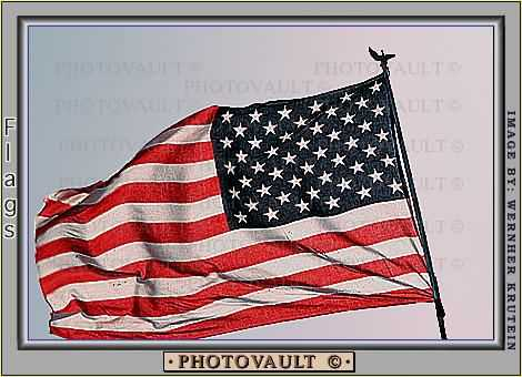Old Glory, USA, United States of America, Star Spangled Banner