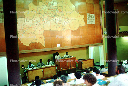 Government in Session, capital of Burkina Faso
