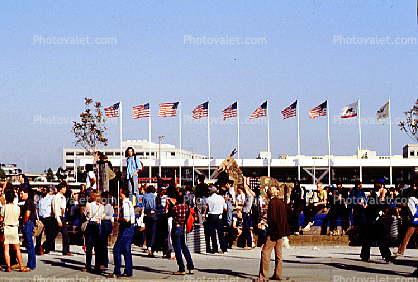 Democratic National Convention, San Francisco, 1984, Moscone Convention Center, 1980's