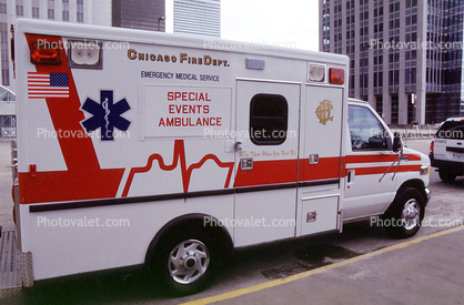 Special Events Ambulance