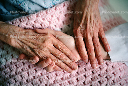 Hospice, Care, Hands