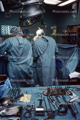 Operating Room, Doctor, Surgery, Surgeon, nurse, tools