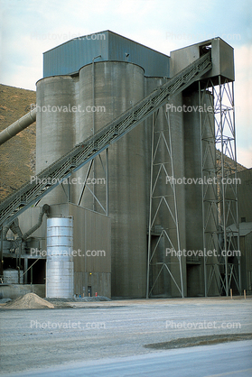 Silo, conveyer belt, Cement Manufacturing, Lime Cement Factory, aggergate, Durkee