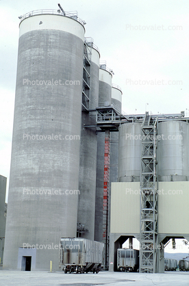 Silo, conveyer belt, Lime Cement Factory, Cement Manufacturing, aggergate, Durkee