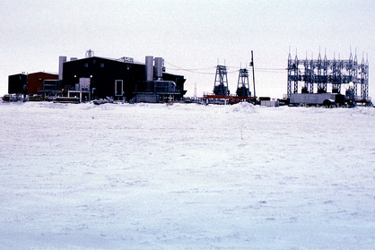 Buildings, Prudhoe Bay