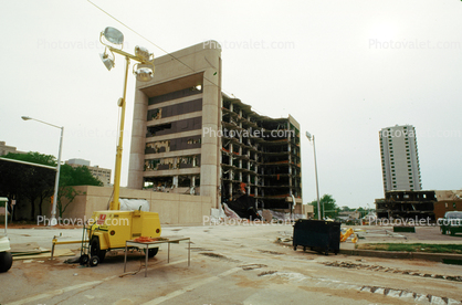 Alfred P. Murrah federal building, Oklahoma City bombing