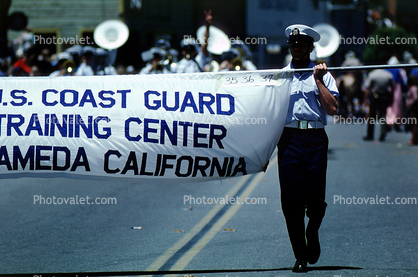 Marching Band, USCG