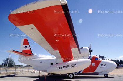 HU-16E, Air-Sea Rescue, SAR, 7245