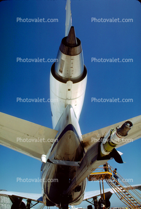 Refueling Probe, Moffett Field, United States Air Force, USAF