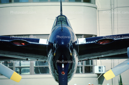 Grumman F7F Tigercat head-on