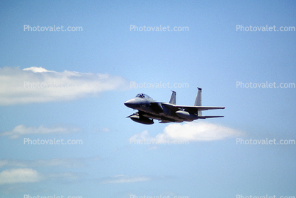 McDonnell Douglas, F-15 Eagle, flight, flying, airborne