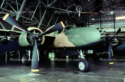 Douglas A-26 Invader, Wright-Patterson Air Force Base, Fairborn, Ohio