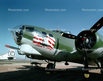 "Boeing B-17G, 44-6393, ""Return To Glory"""