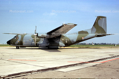 84-GW, CASA C-295, Twin-Engine Tactical Airlifter, Cargo Transport, turboprop