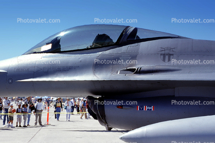 AF 85465, Lockheed F-16 Fighting Falcon